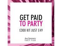 Ann summers Ambassador! £39!!! Offer!