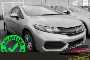 2014 Honda Civic Coupe LX  Heat Seat  Bluetooth  Cruise  AC 