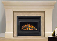 Fireplaces, Installs, Conversions, Showroom & OnsitePeterborough