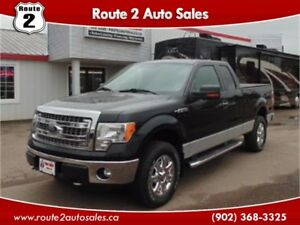 2013 Ford F-150 XTR SUPERCAB 4X4