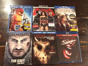 Blu-rays FOR SALE!