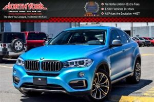 2016 BMW X6 xDrive35i|AWD|Prem.SeatPkg|Sunroof|Nav.|Backup_Cam