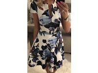 **BRAND NEW** Women's Floral Skater Dress