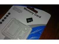 128gb memory card brand new