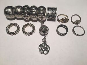 Size 5-6 rings for $1 each