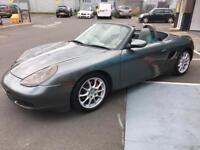 Porsche Boxster 1999 2.5 auto