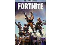 Fortnite Founder's Pack codes x2 (XBOX ONE)