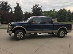 Ford 2008  F250 Lariat Super Duty