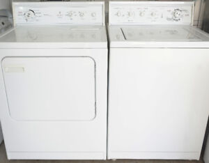 Matching SET; Kenmore Washer and Dryer