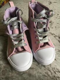 Children's Disney princess shoes size 10