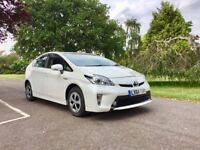 PCO | 2015 TOYOTA PRIUS | Suitable for PCO | Low Miles 22,000 | Navigation | Toyota Prius | 1 Owner