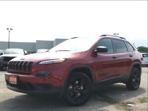 2016 Jeep Cherokee SPORT**4X4**ALTITUDE**BLUETOOTH**BACK UP CAM*