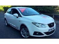 2010 SEAT Ibiza 1.4 Good Stuff 3dr Manual Petrol Hatchback