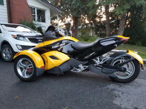 Can Am Spyder rs 2008