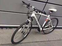 Professional mountain paid £1580 one year ago barely used, fluid disc brak, 30 speed