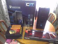 Custom Gaming PC - i7-870 cpu - 8GB Memory - GTX 650 Graphics Card