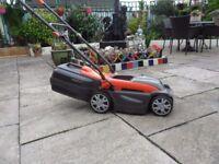 Battery Flymo Lawnmower