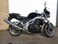 Triumph Speed Triple 2004 955i immaculate condition