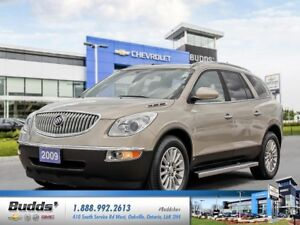 2009 Buick Enclave CXL SAFETY AND RECONDITIONED
