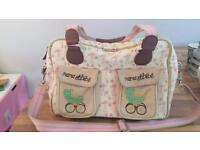 'Pink Lining' Baby Bag