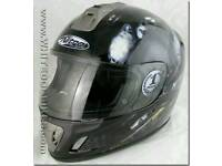 crash helmet nitro panther new
