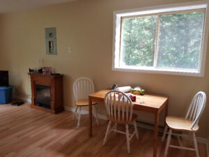 Spacious, bright two-bedroom apartment in Huntsville for Nov. 1
