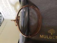 Mulberry Bayswater Bracelet Slim - Rose Gold