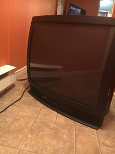 FREE - 27'' GE TV - Old but works