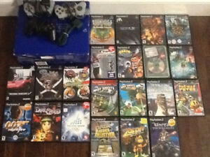 Playstation 2 Package - $125 or best offer