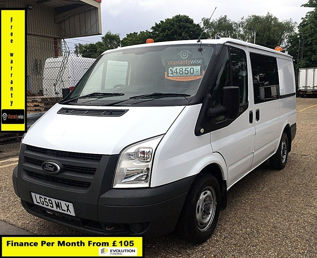 Sale sale ford transit van 2 2 2601 owner ex bt