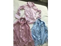 Three Charles Tyrwhitt shirts