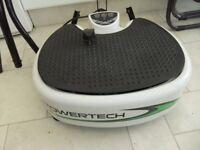 Powertech vibrating Plate