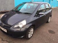 Honda Jazz 1.4 i-DSI SE 2007 Manual, Only 1 Lady Owner from new