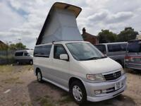 MAZDA BONGO LIFTING TOP, 1999, 83,228 MILES, 2.4 LITRE V6, AUTOMATIC I
