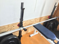Olympic Weightlifting Bar 7ft