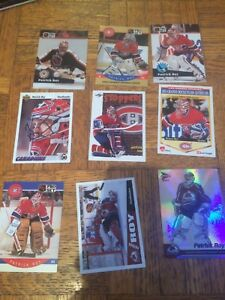 Collection carte hockey Patrick roy
