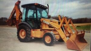 2001 Case 580 SuperM Backhoe For Sale /May accept partial trade