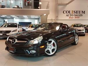 2009 Mercedes-Benz SL550 AMG **NAVIGATION-PANO ROOF**
