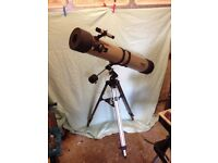 Tasco reflecting telescope