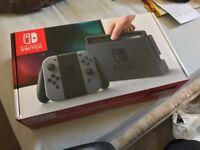 Brand New US Nintendo Switch Grey (32GB)