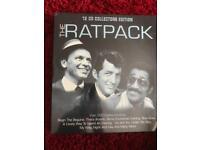 Rat Pack cd's