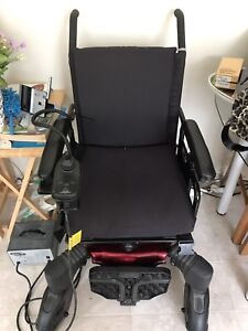 Power Chair (red)