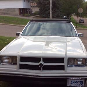 1982 Chrysler LS  - trade for pickup or Atv in same condition
