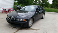Parting out; 2001 BMW 540i 6speed Sport package.