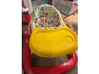 ABC Baby Walker from Mothercare