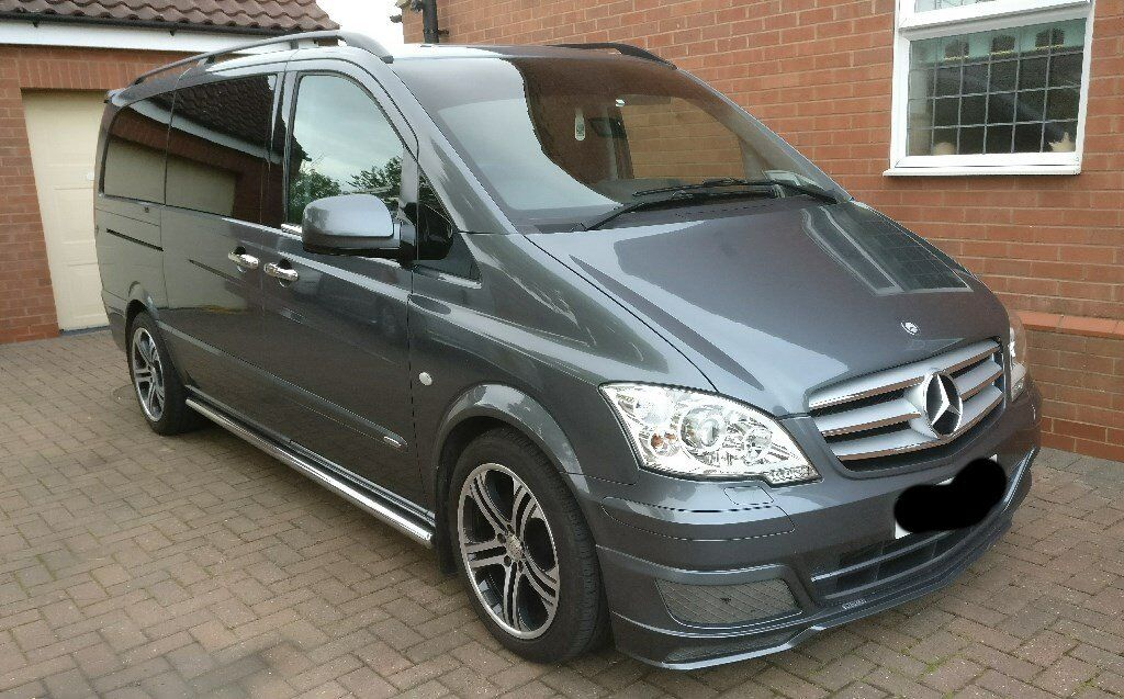 mercedes vito brabus 122 cdi dualiner lwb 2014 14 in pinchbeck lincolnshire gumtree. Black Bedroom Furniture Sets. Home Design Ideas