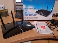 TP Link AC 750 Modem Router