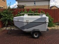 Large Trailer - ideal for all leisure uses