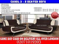 Cheryl 3+2 Sofa--Get It Today