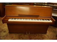 Challen modern compact piano. Tuned & UK Delivery Available